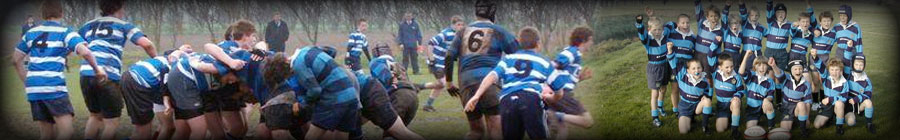 Syston rugby juniors
