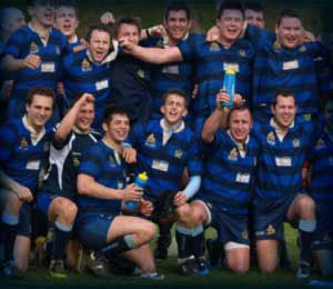 Syston Rugby club Seniors